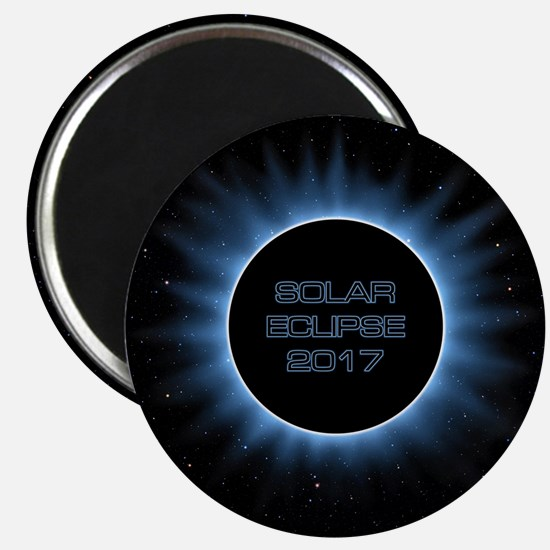 Solar Eclipse 2017 Magnet