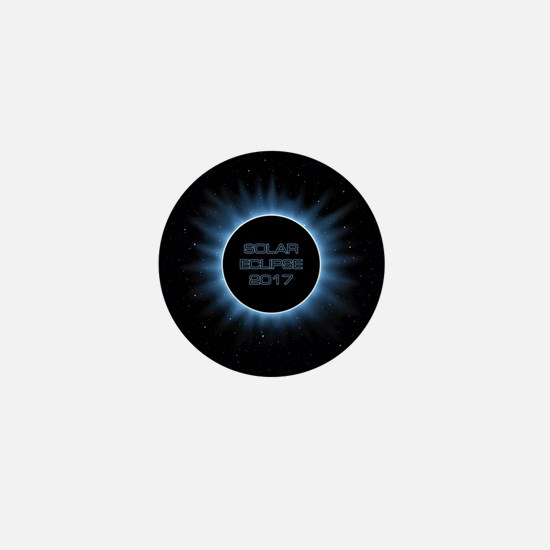 Solar Eclipse 2017 Mini Button