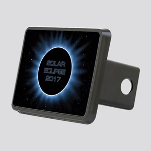 Solar Eclipse 2017 Rectangular Hitch Cover