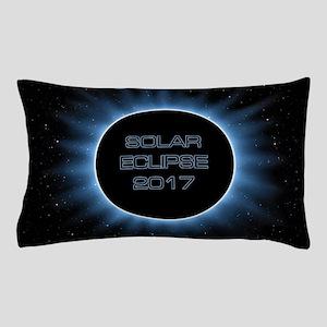 Solar Eclipse 2017 Pillow Case