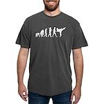 Martial Arts Evolution Mens Comfort Color T-Shirts