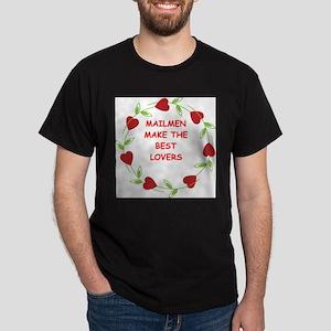 mail men Dark T-Shirt