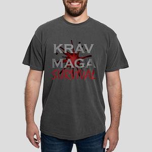 Krav Maga Mens Comfort Color T-Shirts