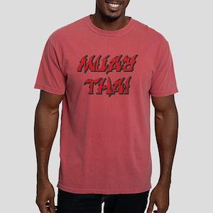 Muay Thai Mens Comfort Color T-Shirts