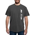Jiu Jitsu Mens Comfort Color T-Shirts