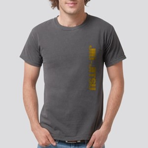 Jiu Jitsu Mens Comfort Color T-Shirts