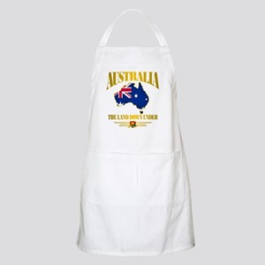 """Land Down Under"" Apron"