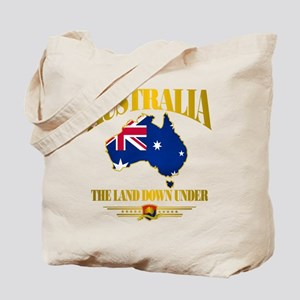 """Land Down Under"" Tote Bag"