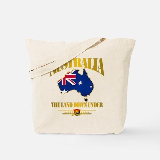 """Land Down Under"" Tote Bag"