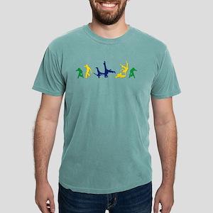 Capoeira Mens Comfort Color T-Shirts