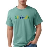 Capoeira Mens Comfort Colors® Shirt