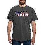 MMA USA Mens Comfort Colors Shirt