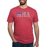 MMA USA Mens Tri-blend T-Shirt