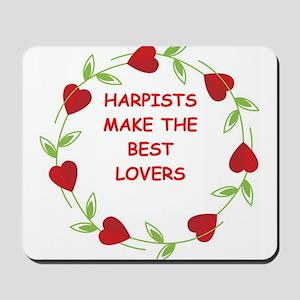 harpists Mousepad