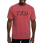 Tae Kwon Do TKD Mens Comfort Colors® Shirt
