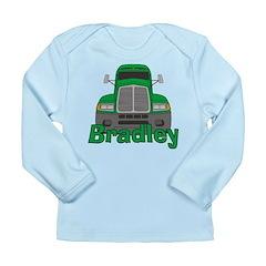 Trucker Bradley Long Sleeve Infant T-Shirt
