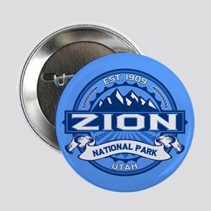 "Zion Cobalt 2.25"" Button"