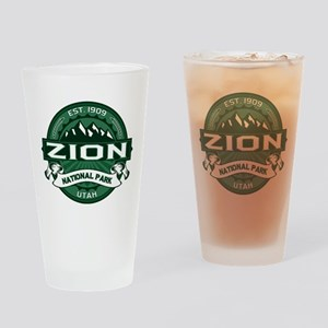 Zion Forest Drinking Glass