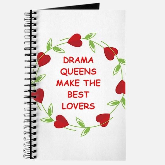 drama queen Journal