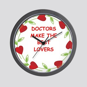 doctors Wall Clock