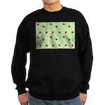 Strawberry pattern Sweatshirt (dark)