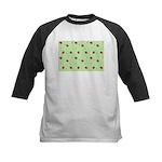 Strawberry pattern Kids Baseball Jersey