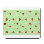 Strawberry pattern Mousepad