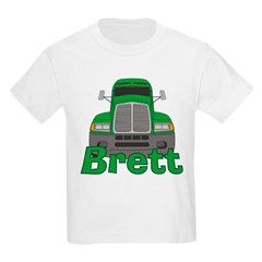 Trucker Brett T-Shirt