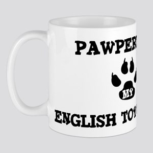 Pawperty: English Toy Spaniel Mug