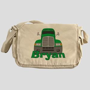 Trucker Bryan Messenger Bag