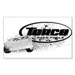 Late Model Racing Sticker (Rectangle 50 pk)