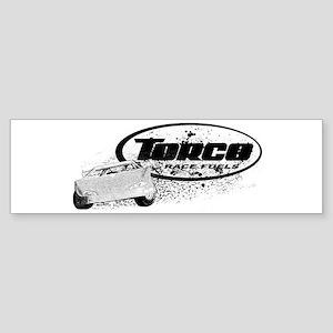 Late Model Racing Sticker (Bumper)