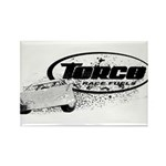 Late Model Racing Rectangle Magnet (100 pack)