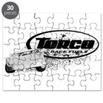Late Model Racing Puzzle