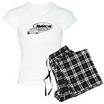 Late Model Racing Women's Light Pajamas