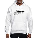 Late Model Racing Hooded Sweatshirt