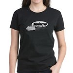 Late Model Racing Women's Dark T-Shirt