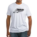 Late Model Racing Fitted T-Shirt