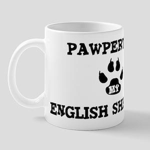 Pawperty: English Shepherd Mug
