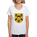 Crestina's Women's V-Neck T-Shirt