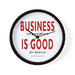 Business Good Wall Clock
