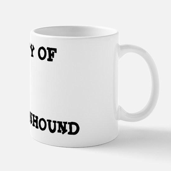 Pawperty: English Coonhound Mug