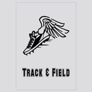 Track And Field Wall Art