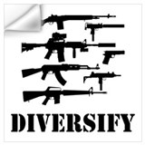 Ar15 Wall Decals
