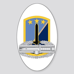 170th Infantry BCT CAB Sticker (Oval)