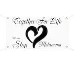 Stop Melanoma Banner