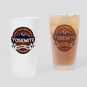 Yosemite Vibrant Drinking Glass