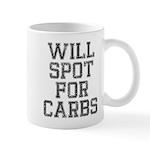 Will spot for Carbs Mug