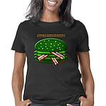 virtualcb-jingleburger-201 Women's Classic T-Shirt