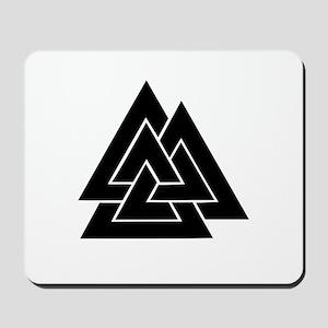 Valknut Design Mousepad